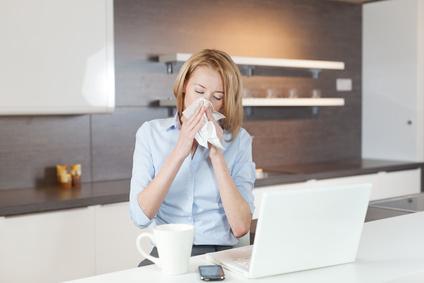 Allergiker sollten bei der Auswahl von Wohnungsmöbeln einiges beachten