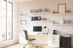 Einrichtung eines Büros – so schaffen Sie einen gemütlichen Arbeitsplatz