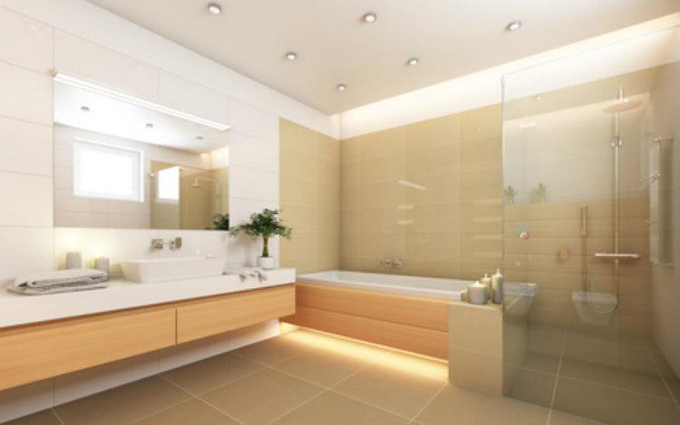 Fliesen Im Badezimmer
