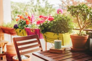 Balkon gemütlich einrichten – 5 Tipps zum Wohlfühlen auf dem Balkon