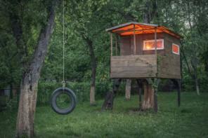 Baumhaus selber bauen: Wie das Großprojekt gelingt