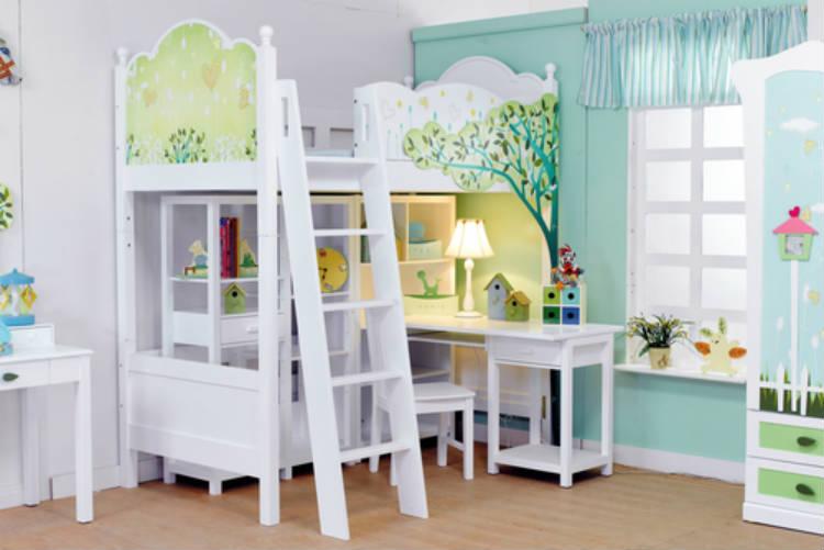 spielbetten f r die kleinen so machen sie ihren kindern eine freude wohnungs. Black Bedroom Furniture Sets. Home Design Ideas