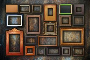 Kreative Ideen mit mehrteiligen Bildern und Collagen