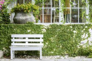 DIY: Gartenbank selber bauen