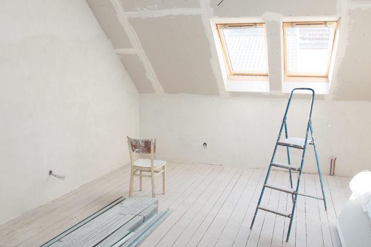 dachboden richtig ausbauen tipps vom profi wohnungs. Black Bedroom Furniture Sets. Home Design Ideas