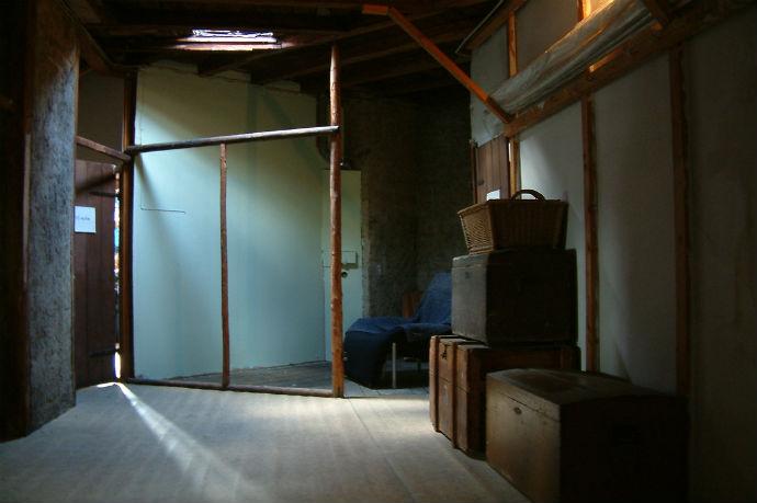 Ausbau des Dachgeschosses