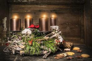 Modern oder klassisch? – Das sind die Deko-Trends für Weihnachten 2017!