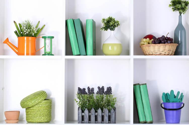 Gestaltung und Farbe des Raumes