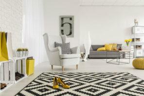 Design Teppiche: Stilvolle Einrichtungsideen für jedes Zimmer