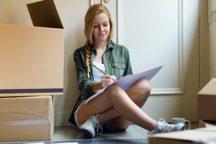 die erste eigene wohnung auf was muss ich achten wohnungs. Black Bedroom Furniture Sets. Home Design Ideas