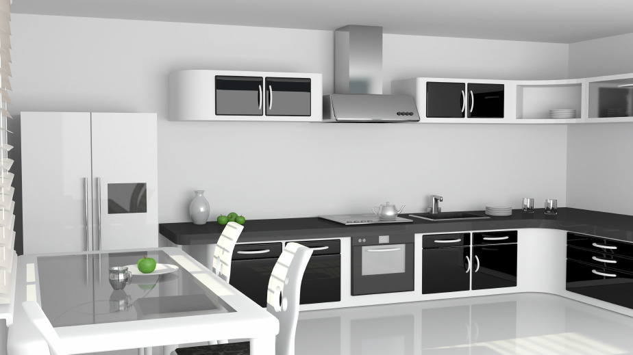 ratgeber einbauk chen das sollten sie bei der planung beachten wohnungs. Black Bedroom Furniture Sets. Home Design Ideas
