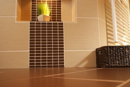 Mit Wandfliesen Badezimmer oder Küche verschönern
