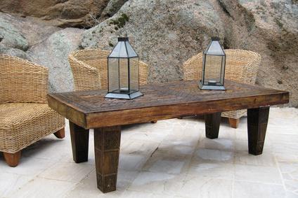 Designmöbelstücke verleihen dem Garten, Balkon oder Terrasse das gewisse Etwas