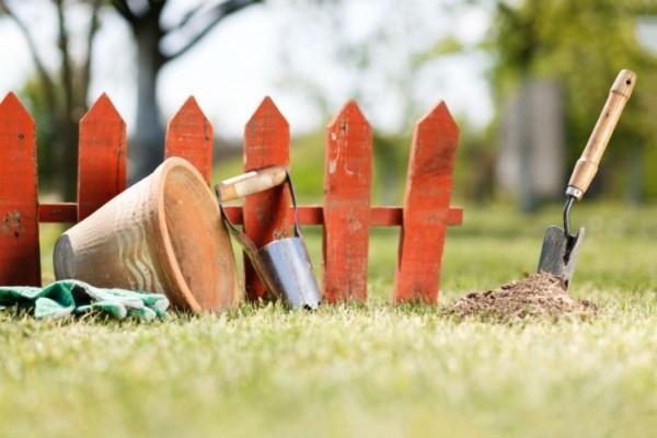 Gartenzaun selber bauen