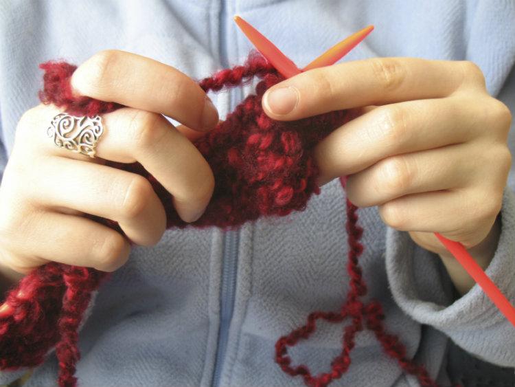 Kreative Handarbeit kann jeder