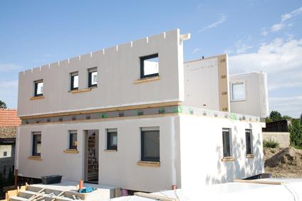 Die Bauzeit bei Fertighäuser ist deutlich geringer als beim normalen Hausbau