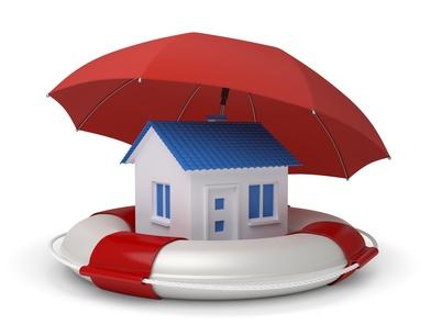 Das Eigenheim vor äußeren und inneren Gefahren versichern