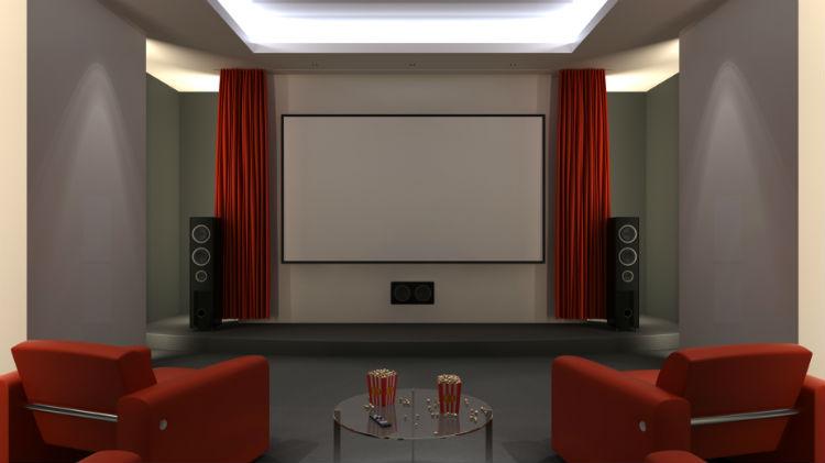 heimkinofeeling f r das wohnzimmer n tzliche praxistipps wohnungs. Black Bedroom Furniture Sets. Home Design Ideas