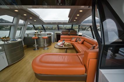 Yachten innenausstattung  Grenzenloser Luxus - Wie richten sich Yachten und ...