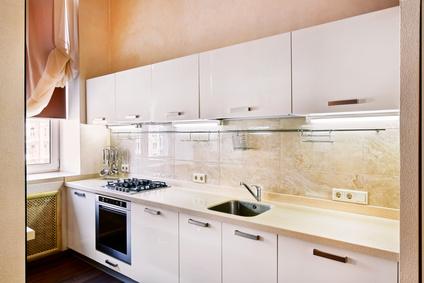 nicht gerade einfach: der richtige vorhang für die küche ... - Küche Vorhang