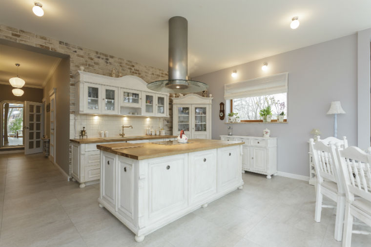 Französische küche einrichtung  Eine neue Küche soll her: Tipps und Tricks zum Küchenkauf - Wohnungs ...