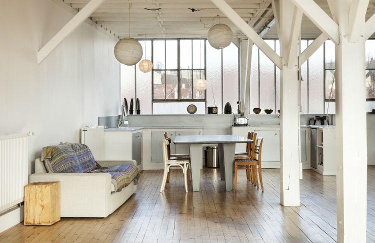 Trend Kuchensofa Ein Sofa In Der Kuche Wohnungs Einrichtung De