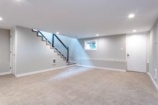 Renovierter Kellerraum schafft Wohnfläche
