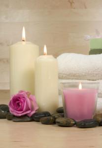 Kerzen Dekoration