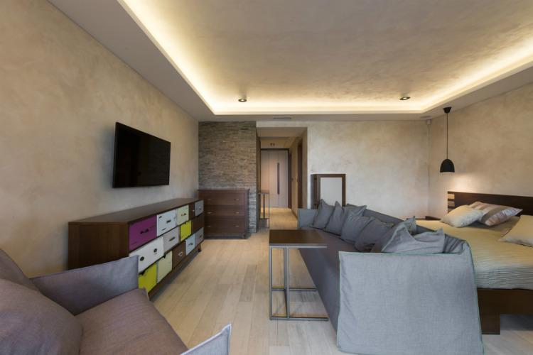 Kombination Schlaf- & Wohnraum - Tipps - Wohnungs-Einrichtung.de
