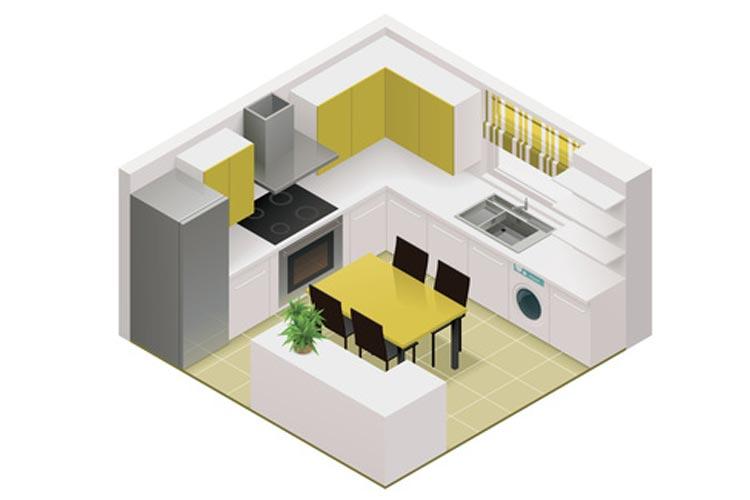 Küche Planen Tipps mit schöne stil für ihr haus design ideen