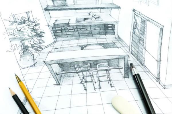 Planung einer Küche