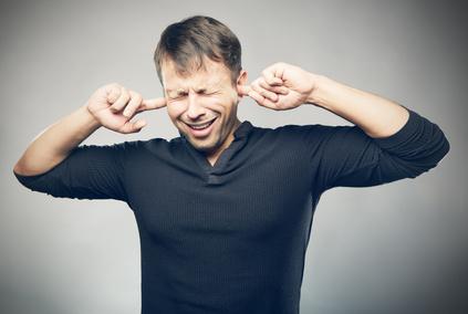 Lärm in der Wohnung beeinflusst die Lebensqualilität erheblich