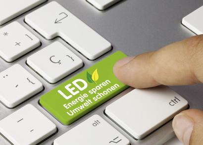 Mit LED Energie sparen und die Umwelt schonen
