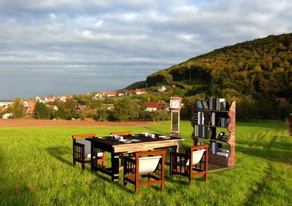 Hausbau auf dem Land dank sinkender Grundstückspreise