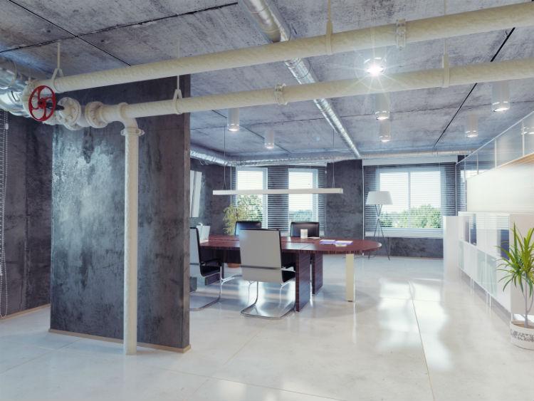 relingsystem k che holz. Black Bedroom Furniture Sets. Home Design Ideas