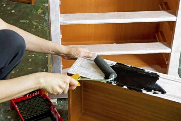 Möbel selbst restaurieren und neu streichen