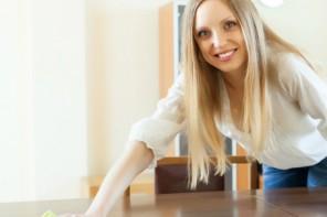 Möbel pflegen – für jedes Material das richtige Pflegemittel