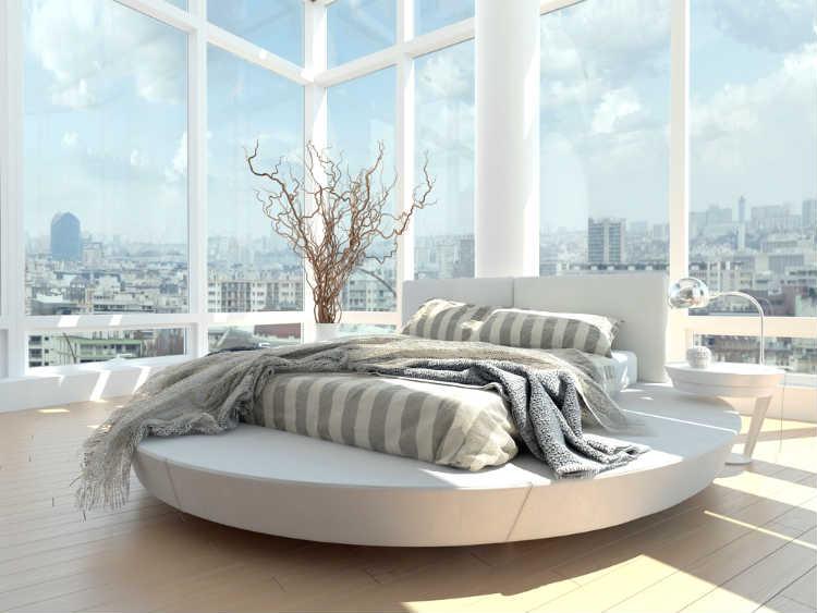 Minimalistisch interieur schommel xzzj moderne und
