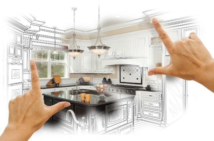 Nützlicher Küchenplaner in 3D