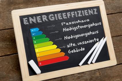 In Sachen Energieffizienz liegt das Passivhaus vorn