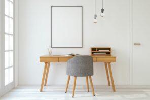 Welcher Schreibtisch passt zu deiner Wohnung?