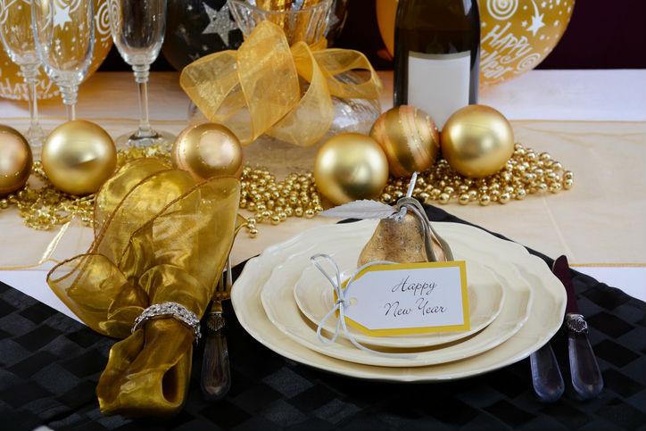 Silvester Deko selber machen: Schöne Ideen für die Silvester-Party ...