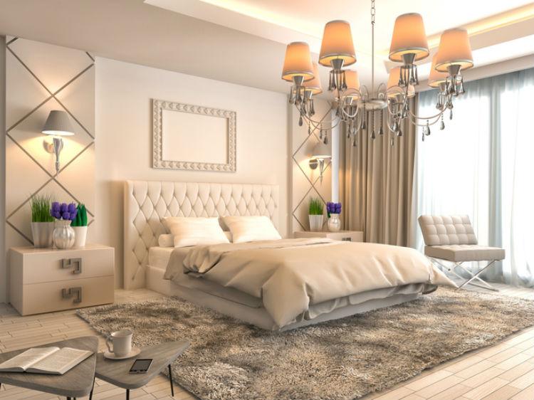 So Richten Sie Ein Luxus Schlafzimmer Ein Wohnungs Einrichtung De