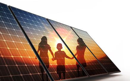 Die eigene Wohnung durch Photovoltaikanlagen aufwerten und die Stromversorgung sicherstellen