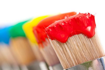 Ein Raum sollte immer ansprechend gestrichen werden
