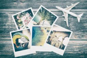 Urlaubsfotos aufhängen – so kommen die Erinnerungen am besten zur Geltung