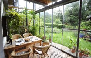 Die ideale Einrichtung des Wintergartens