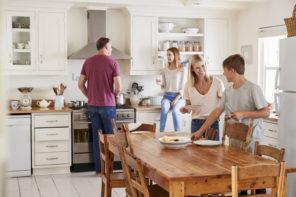 Wohnküche einrichten – Viel Platz für Ihre Ideen!