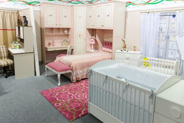 Wohnung platzsparend einrichten - Kinder & Babyzimmer