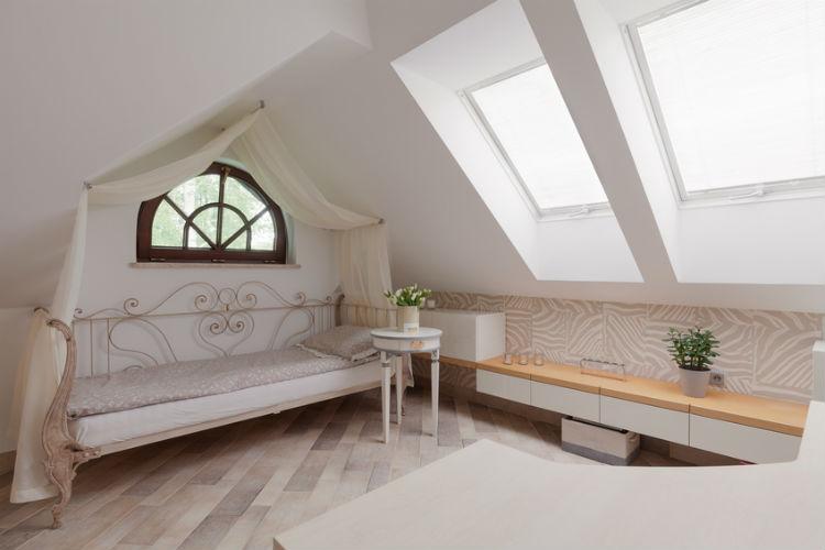 Dachschrägen Einrichten Clever Tipss Tricks Wohnungs